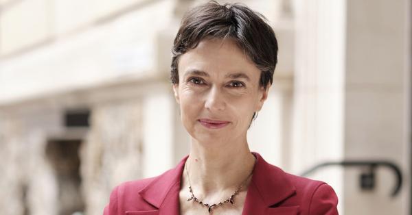 Elisabeth Claverie de Saint Martin is CIRAD's new CEO.©A. Calais, CIRAD