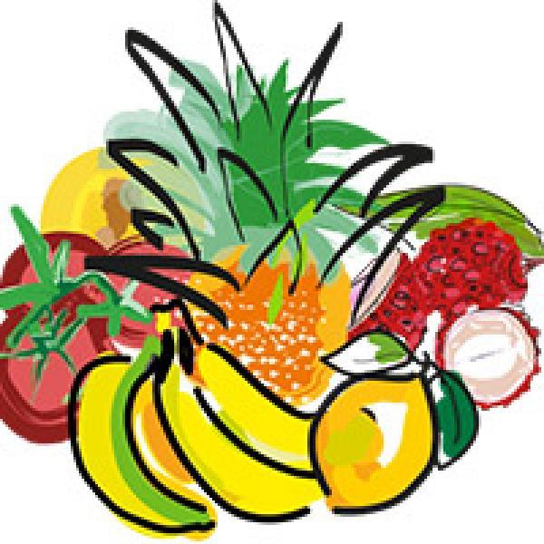 Illustration filière fruits et légumes. © Delphine Guard-Lavastre, Cirad