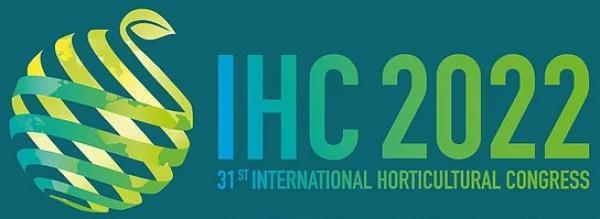xxxie congres international d horticulture ihc 2022
