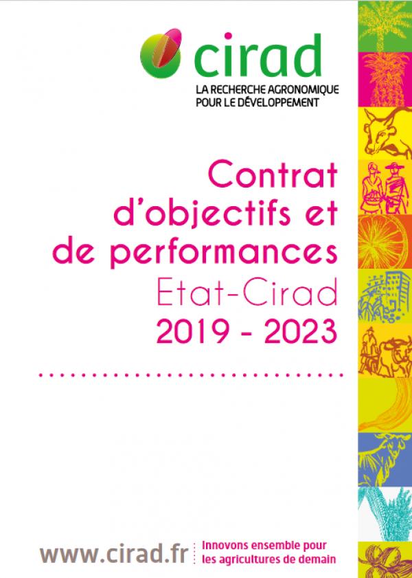 Couverture du document Contrat d'objectifs 2019