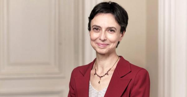 CIRAD Chief Executive Officer Elisabeth Claverie de Saint Martin © Arnaud Calais