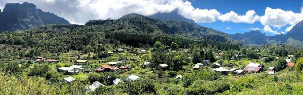 La Nouvelle, Réunion © M. Dailloux, CIRAD