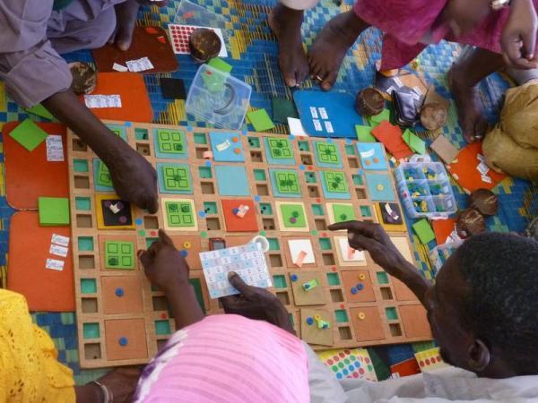 TerriStories: a board game based on CIRAD research © Bioviva