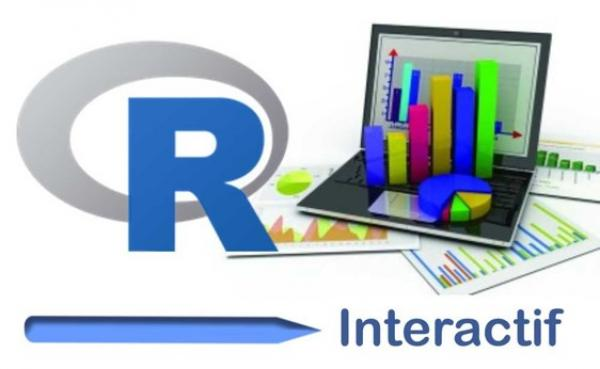 R interactif : programmer une application web avec Shiny