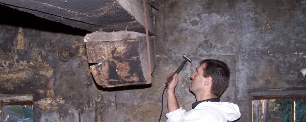 WISIS®, dispositif de contrôle des structures en bois.
