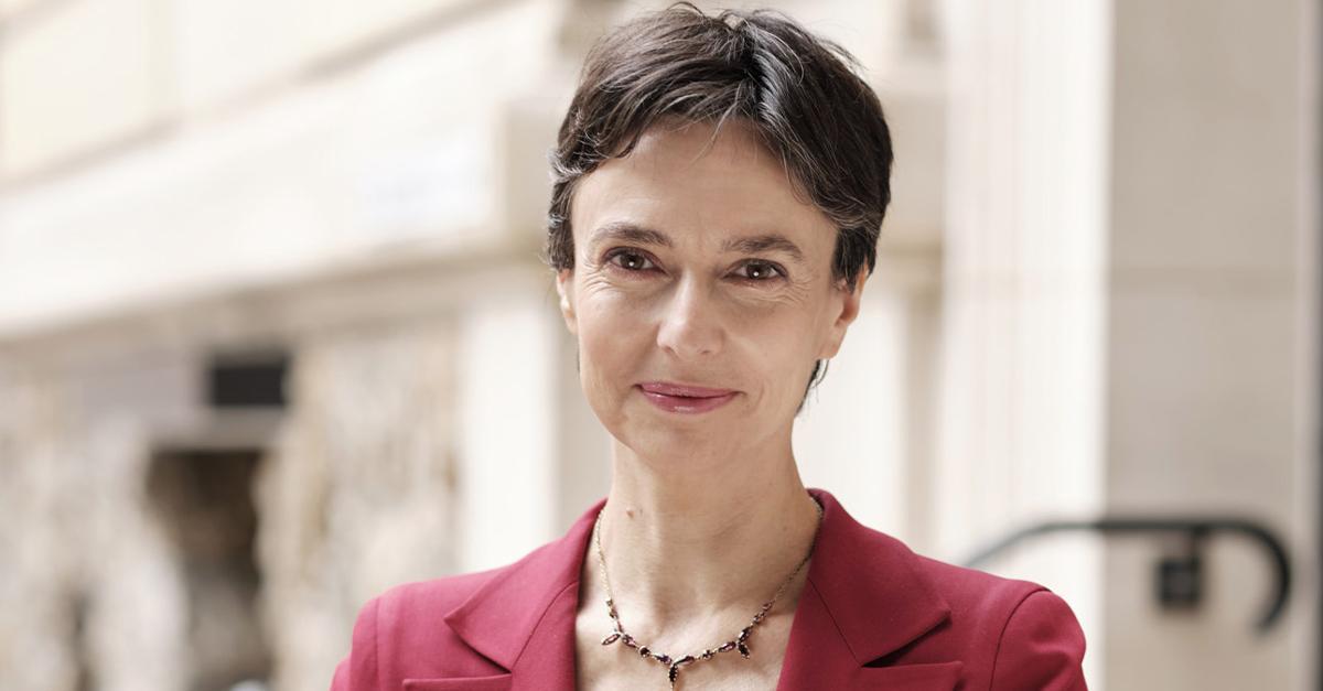 Élisabeth Claverie de Saint Martin est la nouvelle PDG du Cirad © A. Calais