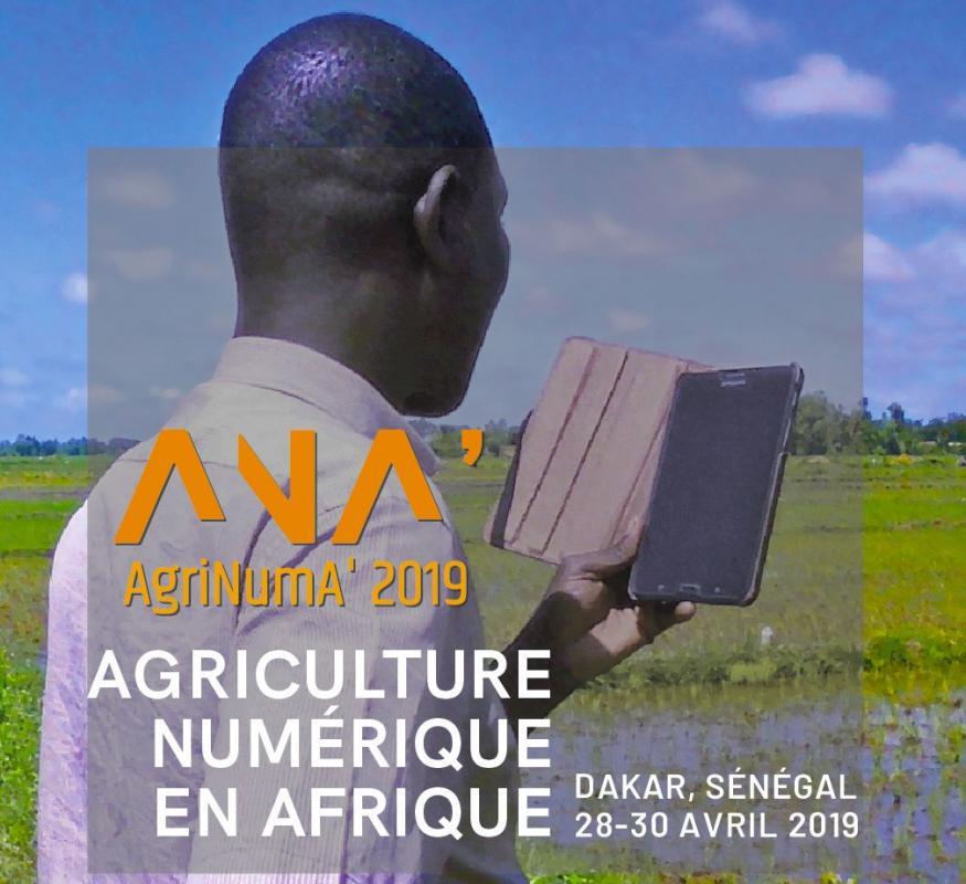 AgriNumA 2019 : le 1er rendez-vous de l'agriculture numérique en Afrique de l'Ouest