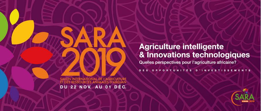 © Salon international de l'Agriculture et des Ressources animales (SARA) d'Abidjan