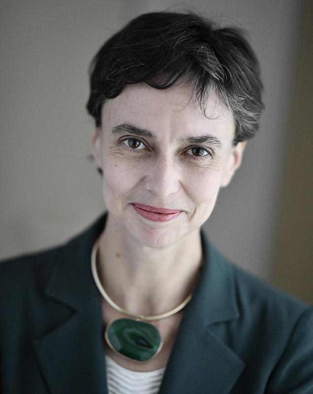 Elisabeth Claverie de Saint-Martin, directrice générale déléguée à la recherche et à la stratégie du Cirad © Franck Dunouau