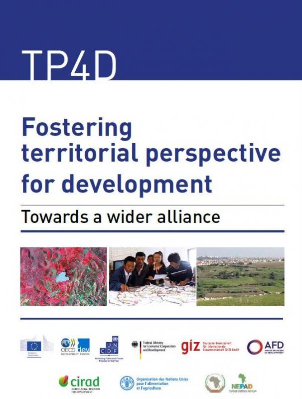 Fostering territorial perspective for development