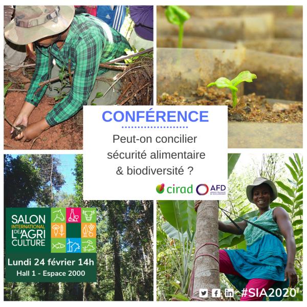 Conférence SIA 2020