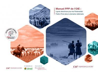 Lignes directrices pour les partenariats public-privé dans le domaine vétérinaire (Couverture) © OIE