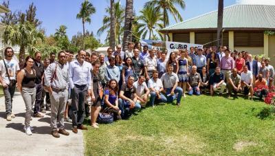 La journée d'animation à mi-parcours du projet a réunion une centaine de personnes issues de différents secteurs © Chambre d'agriculture de la Réunion